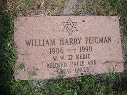 William Harry Feigman
