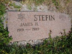 James H Stefin