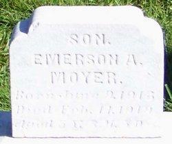 Emerson A. Moyer