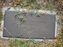 Joseph M Hara