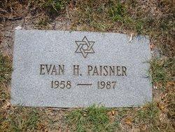 Evan H Paisner