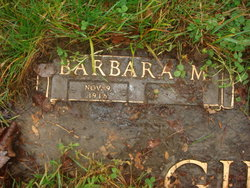 Barbara May <I>McCann</I> Gifford