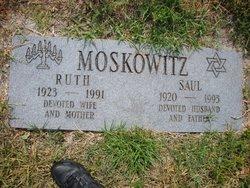 Ruth Moskowitz