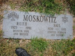 Saul Moskowitz