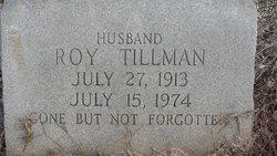 Roy Tillman