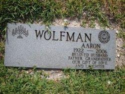 "Aaron ""Artie"" Wolfman"