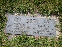 Frieda R Duke