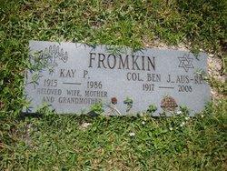 Kay P Fromkin