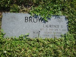 Laurence S Brown