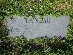 Harold Landau