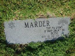 Rose Marder
