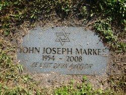 John Joseph Markes