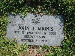 John J Mionis