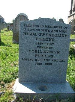 Cyril Evelyn Perring