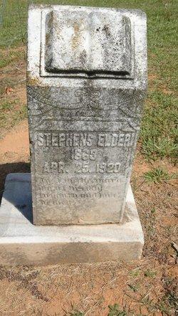 Stephens Elder