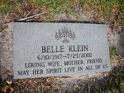 Belle Klein