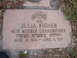 Julia Fisher