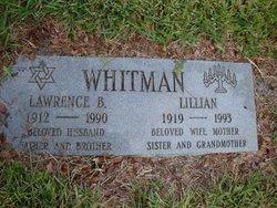 Lawrence B Whitman