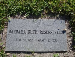 Barbara Ruth Rosenstreich