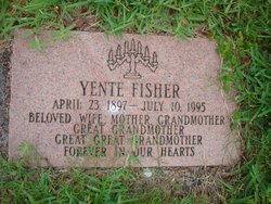 Yente Fisher