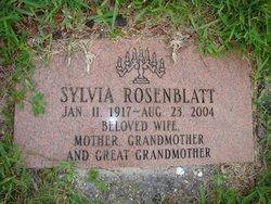 Sylvia Rosenblatt