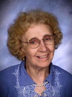 Frances A. <I>Goeman</I> Perkins