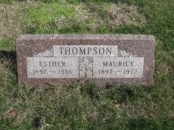 Esther Irene <I>Stout</I> Thompson