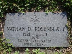 Nathan D Rosenblatt