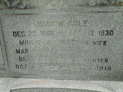 Beatrice Cole