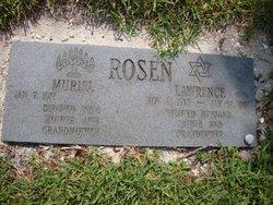 Muriel Rosen