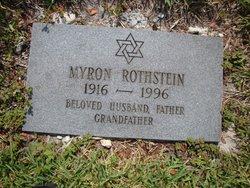 Myron Rothstein