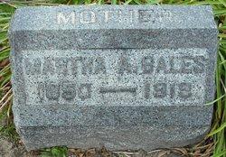 Martha Ann <I>Meek</I> Bales