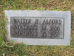 Walter Hudson Alford