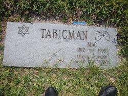 Mac Tabicman