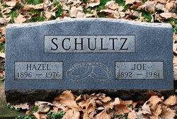Hazel <I>Jenness</I> Schultz