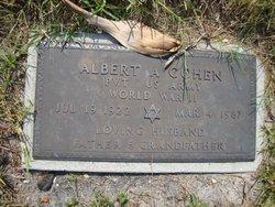 Albert A Cohen