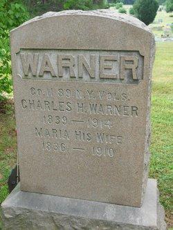 Maria Warner