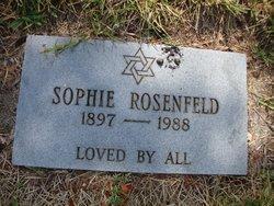Sophie Rosenfeld