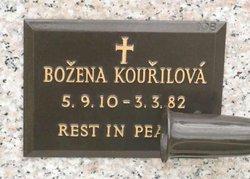 Bozena Kourilova