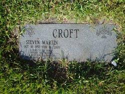 Steven Martin Croft