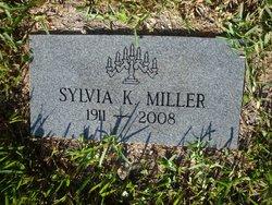 Sylvia K Miller