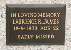 Laurence R James