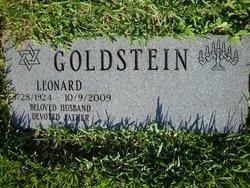 Leonard Goldstein