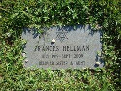 Frances Hellman