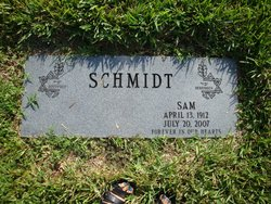 Sam Schmidt