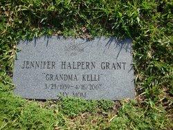Jennifer <I>Halpern</I> Grant