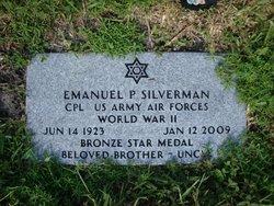 Emanuel P Silverman