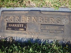 Harriett Greenberg
