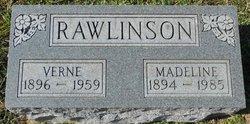 Madeline M. <I>York</I> Rawlinson