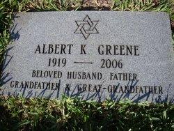 Albert K Greene